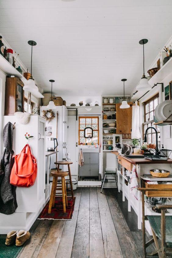 52 Downsizing kitchen idea Simphome