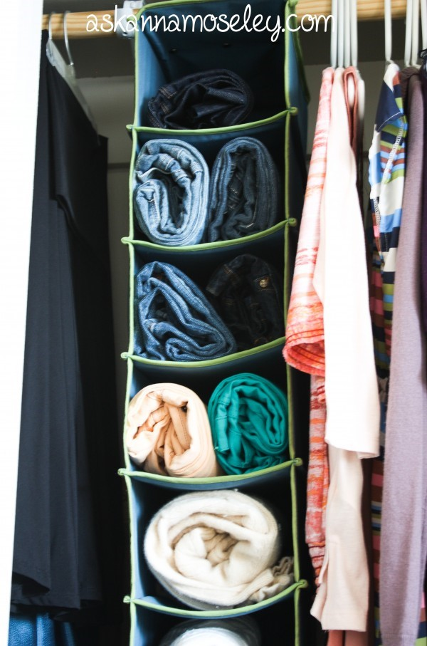 6 A New Way to Organize Clothes Simphome com