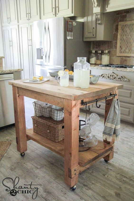 76 Kitchen island by Shanty 2 Chic Simphome