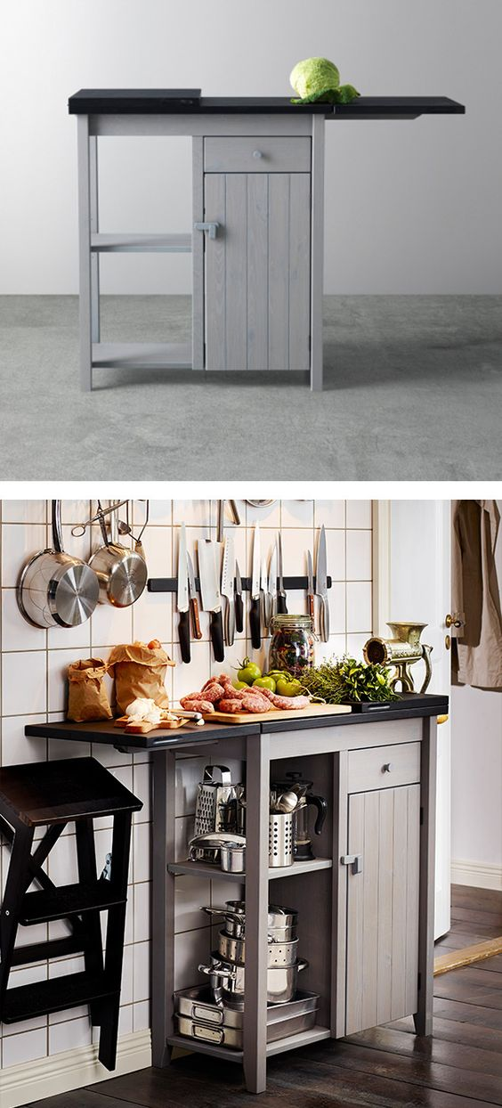 86 Meet the OLOFSTORP storage unit for the kitchen Simphome