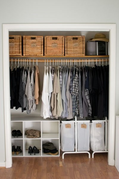 9 Re organizing Walk In Closet Simphome com