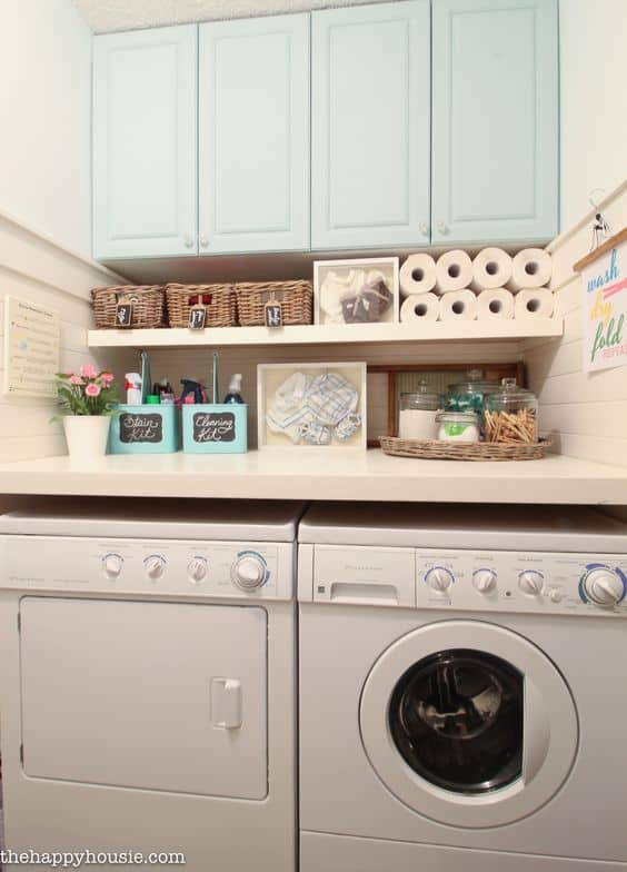 92 How to Completely Organize Your Laundry Room Simphome