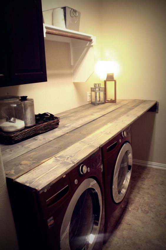 93 Rustic laundry room makeover inspiration saved by Helen Bredy Simphome