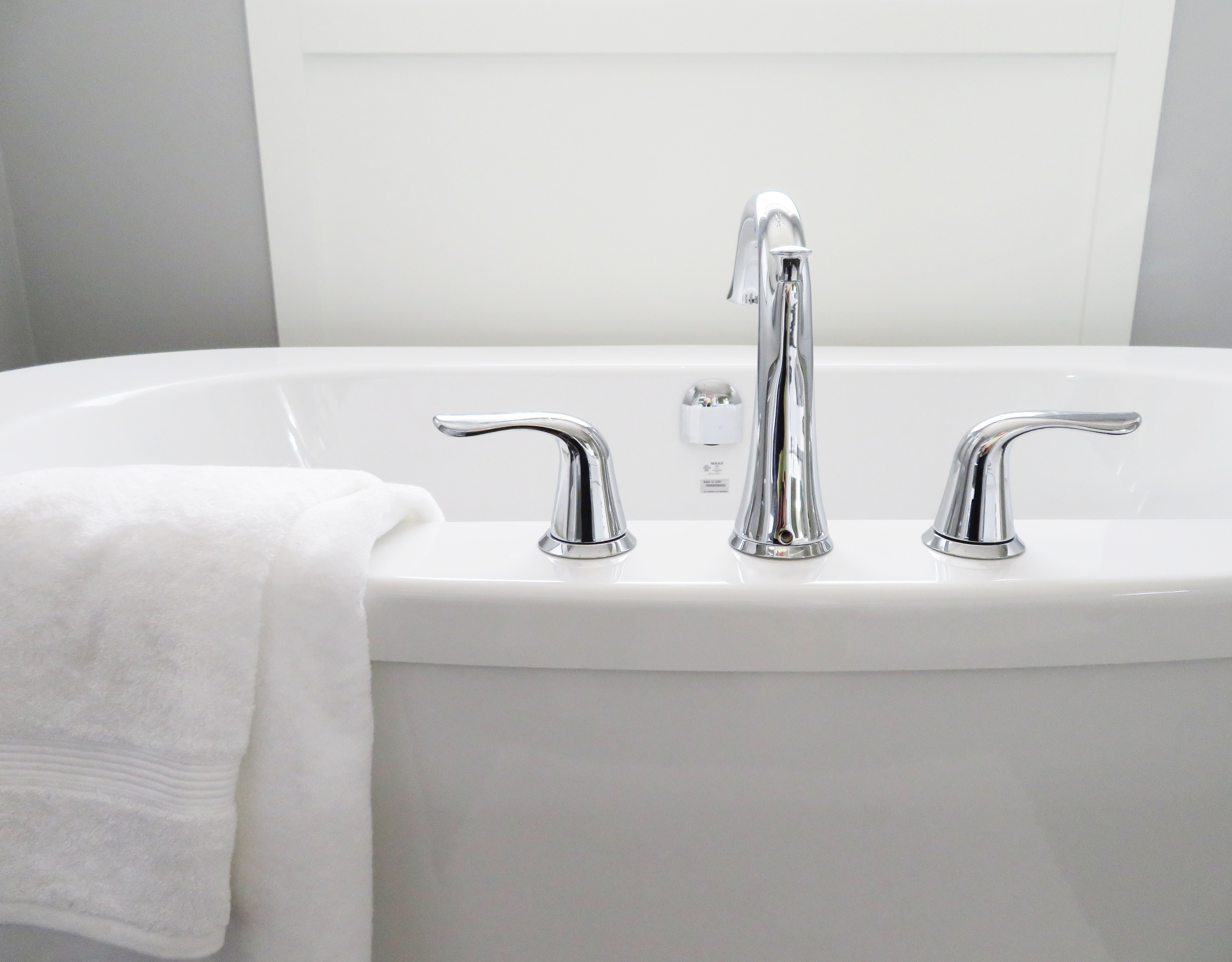 bath bathroom bathtub Simphome com