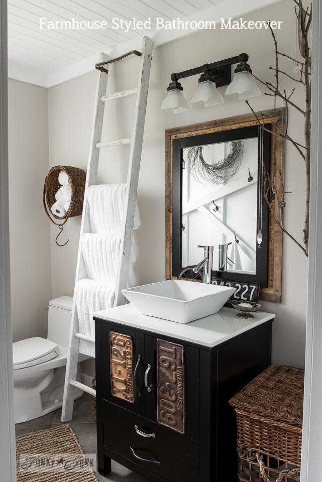 1 Farmhouse Bathroom Simphome