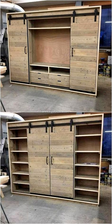 1 Low Cost DIY Wooden Pallet Recycling Ideas Simphome