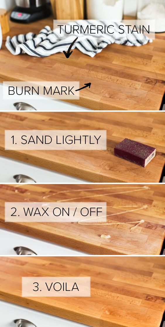 100 How to Care for Butcher Block Countertops via Simphome