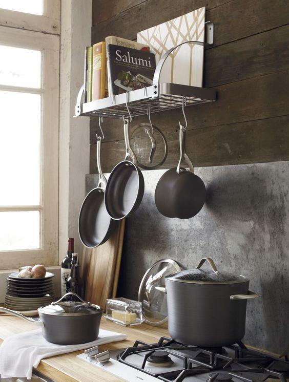 107 Calphalon Contemporary ™ Non Stick 9 Piece Cookware Set with Bonus via Simphome