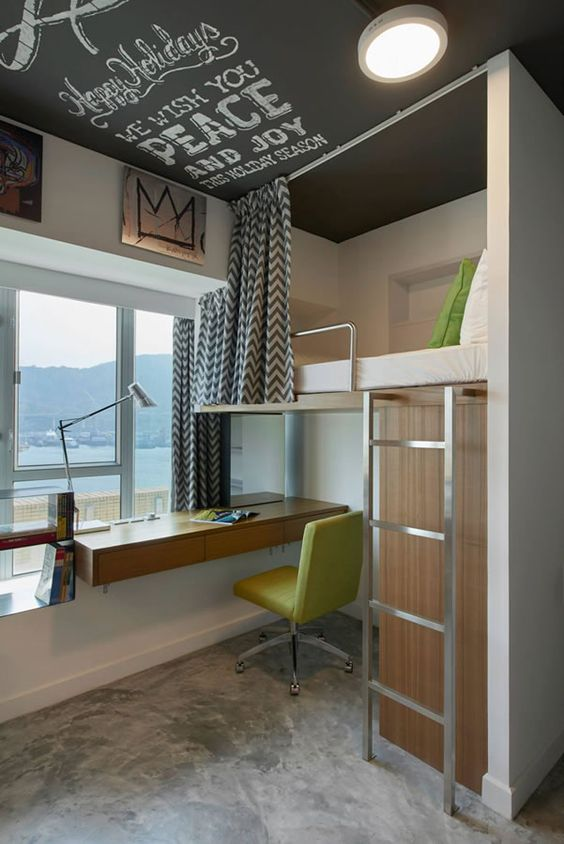 11 Stylish student apartments in Hong Kong Simphome