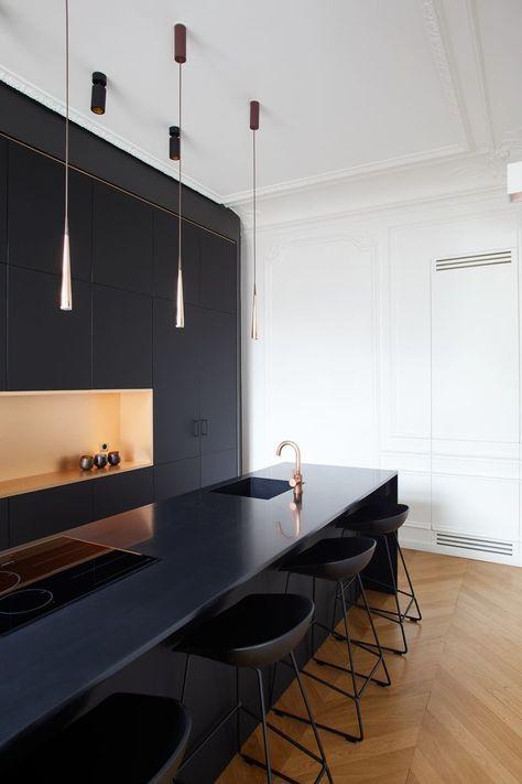 117 Top Kitchen Trends Prediction for 2018 new kitchen concept via Simphome