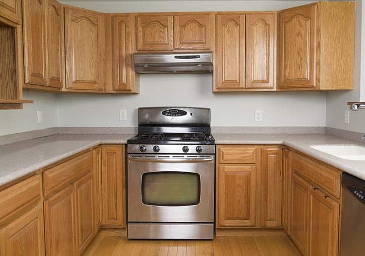 124 White and Gray Cabinet Makeover via simphome com