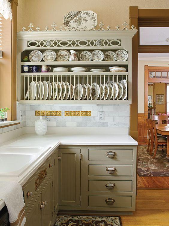 144 1 1890 house kitchen ideas via simphome