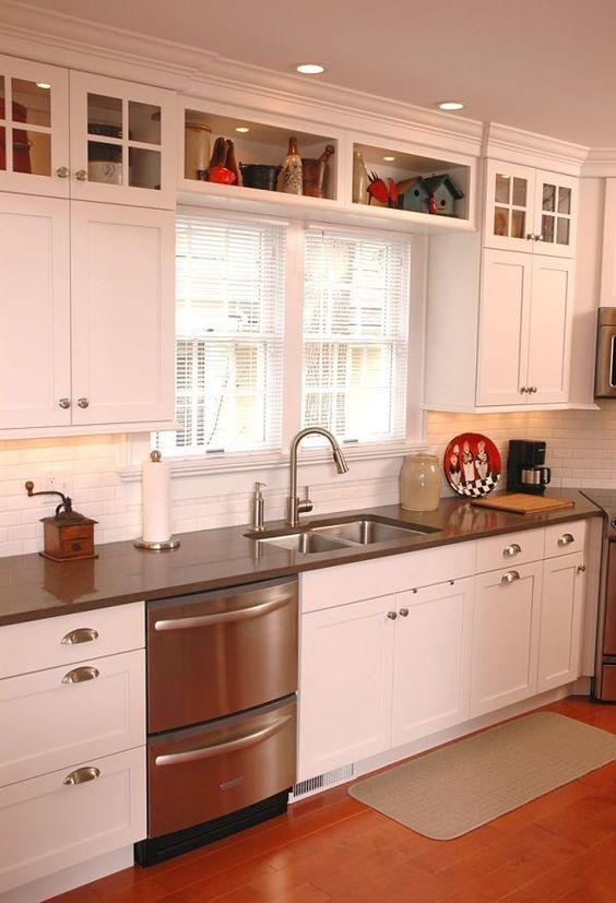 147 Add cabinets Above the Window via simphome