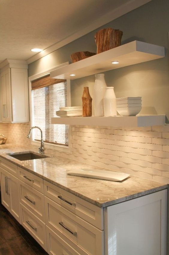 148 Some of the most Beautiful Kitchen Backsplash Ideas to Welcome 2019 and beyond