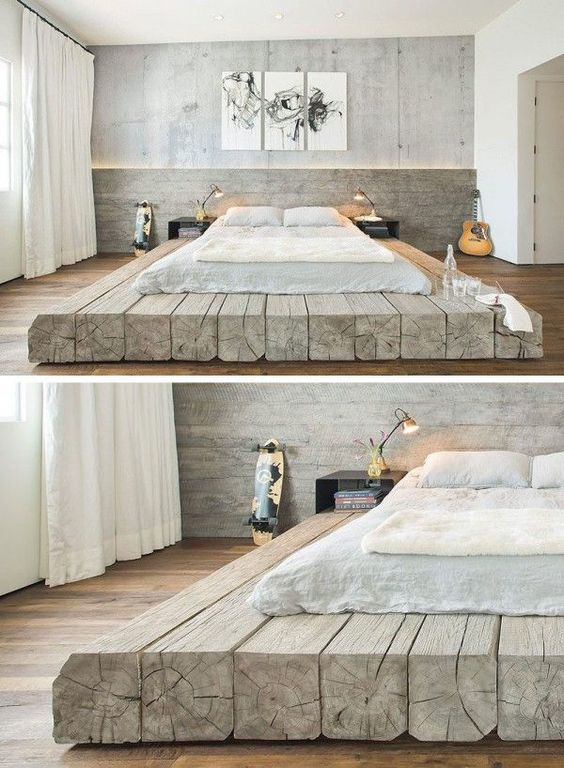 16 Platform Bed Ideas Simphome