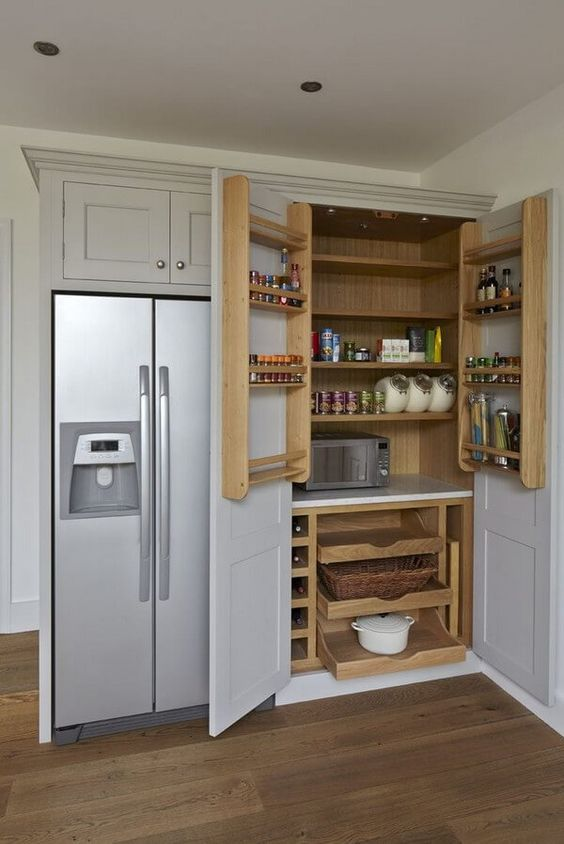 178 From pallet to functional kitchen cabinet via simphome