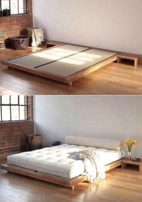 18 Tatami bed idea saved Simphome