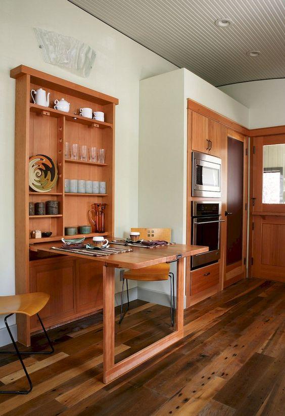 204 Simple DIY First Apartment Storage Ideas on A Budget via simphome