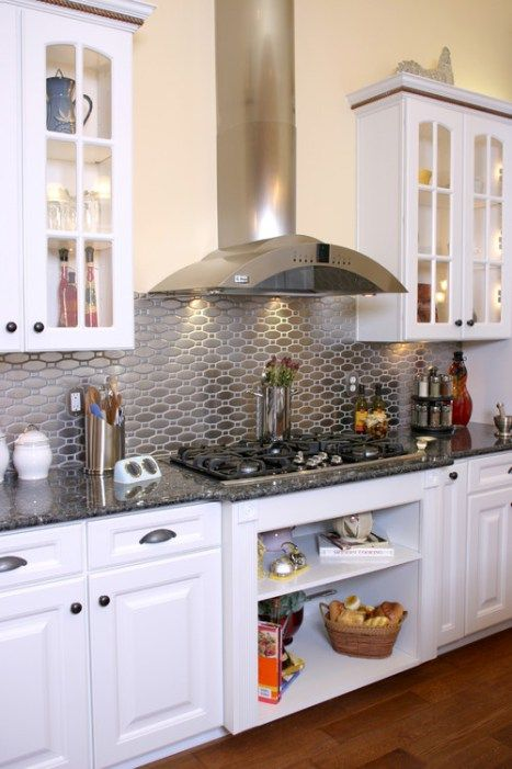 22.Six Alternatives To The Tile Backsplash That Are Practical