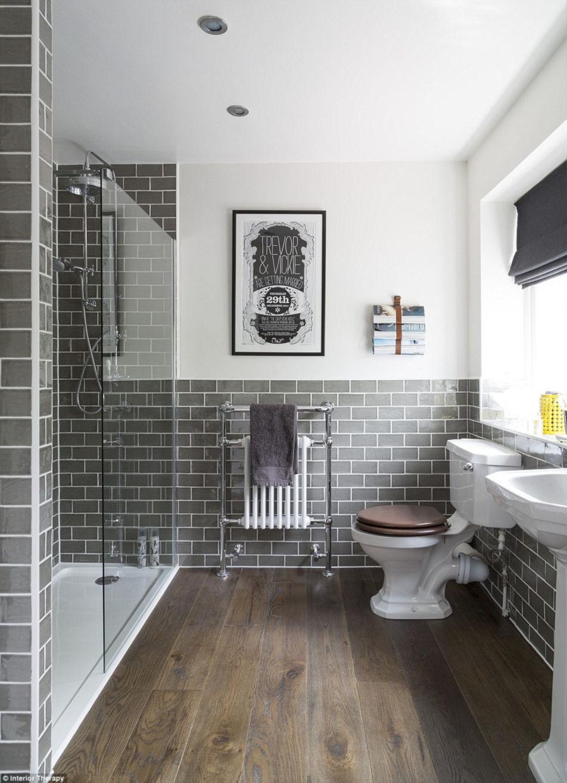 23 Classic Gray Bathroom Simphome