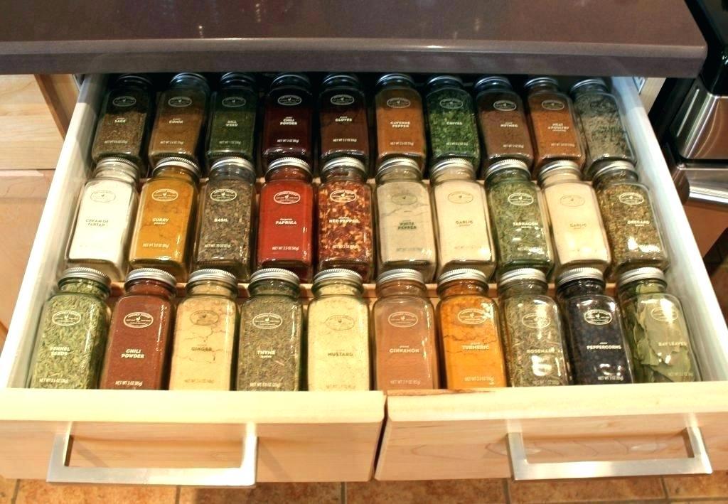 239 Custom Spice Storage Drawers simphome