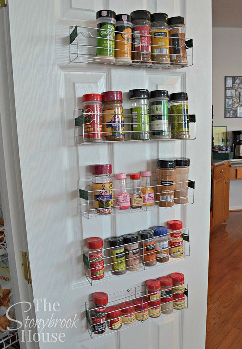 243 Economical Spice Racks via simphome com