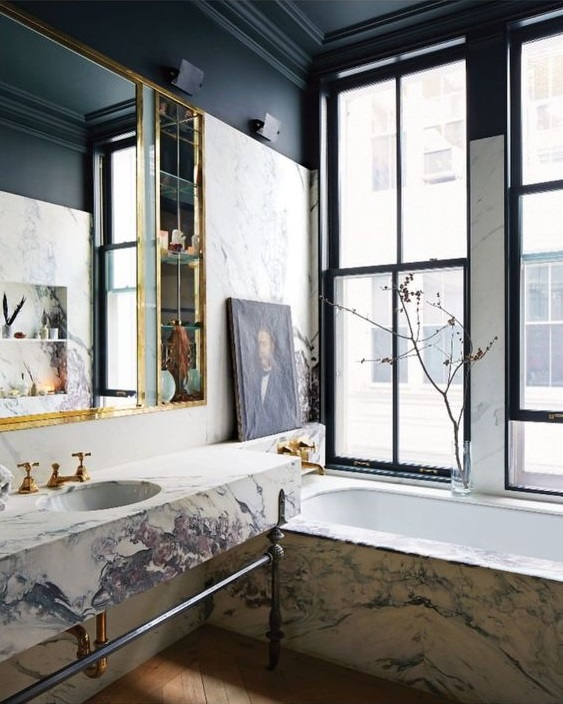 25 Luxe Bathroom Inspiration Simphome