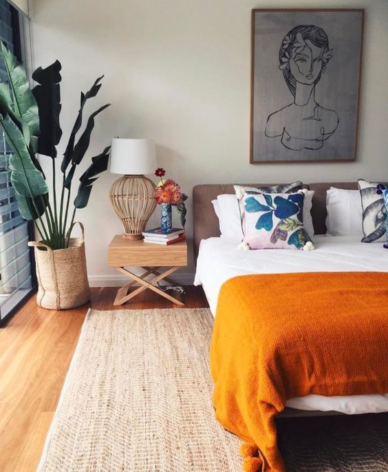 26 Boho bedroom ideas Simphome