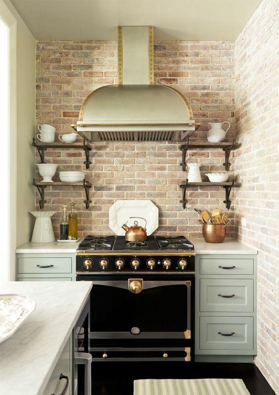 26. Add Farmhouse Style kitchen