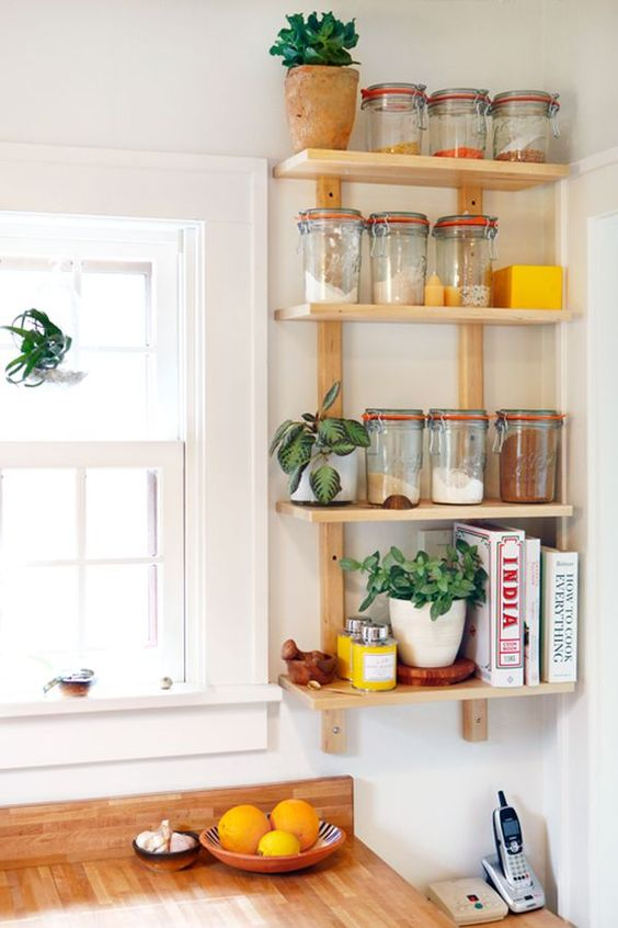 291 Some of the Best DIY Kitchen Upgrades you can find via simphome