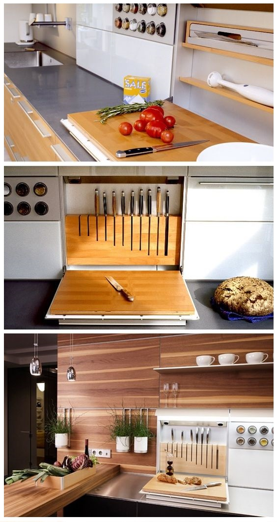 294 Kitchen without counterspace via simphome