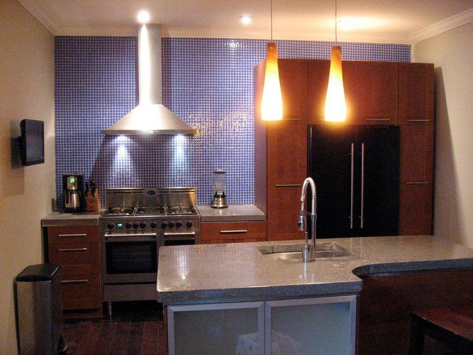 3 DIY Concrete Kitchen Countertop Simphome 7