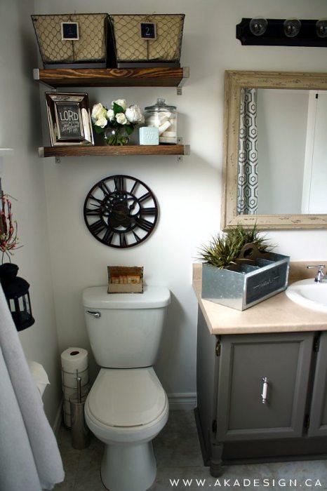 3 Vintage Industrial Bathroom Simphome