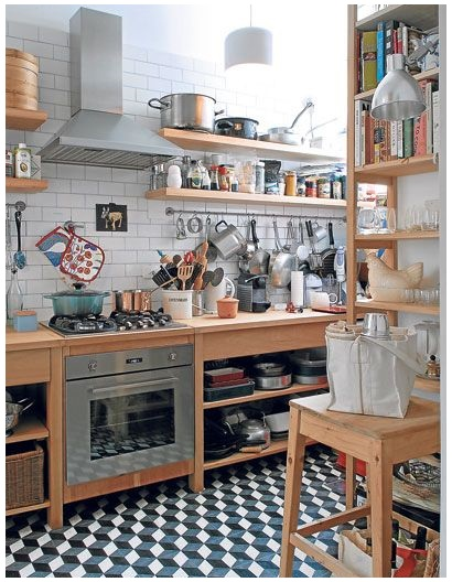 315 Simple kitchen organizing concept via simphome