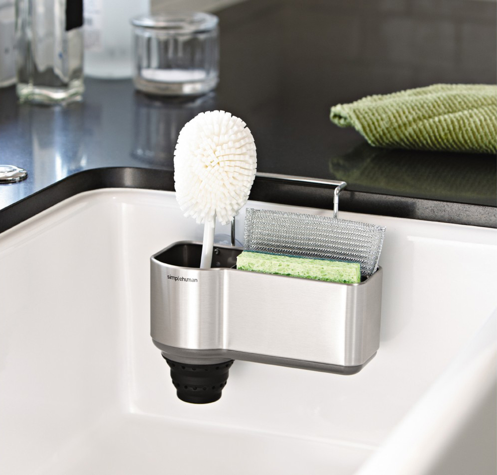 328 Suction Sink Organizer via simphome