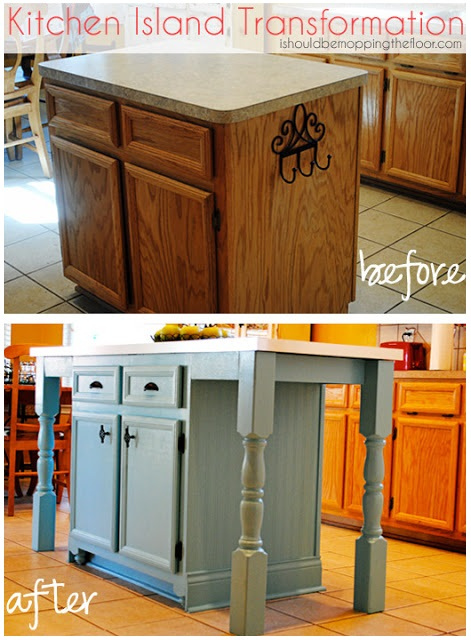 37 224 Expand your kitchen island via simphome