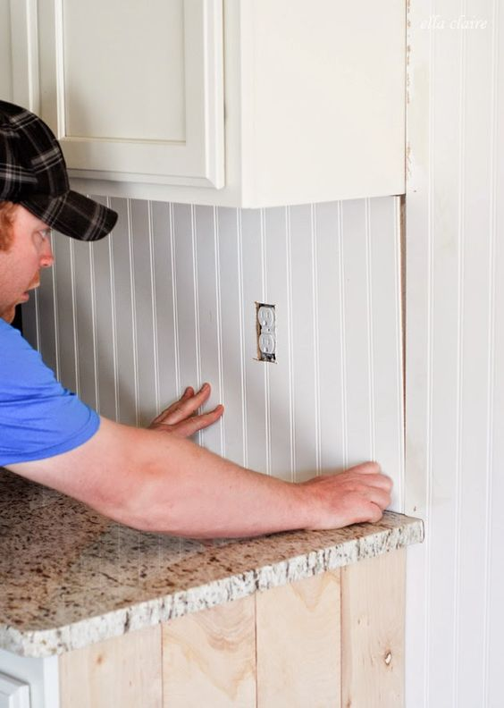 37.Kitchen granite replacement