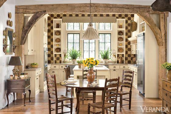 43 Rustic and Stylish kitchen Idea Simphome
