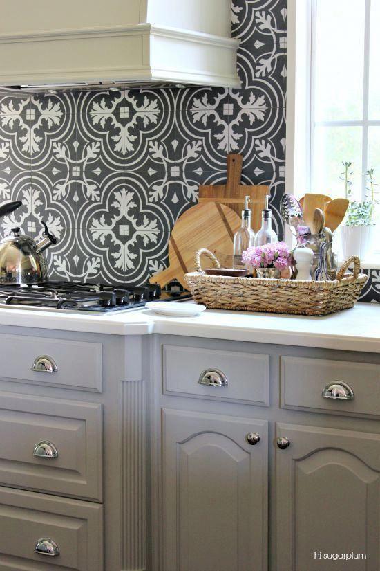 43. Kitchen Tile Backsplash