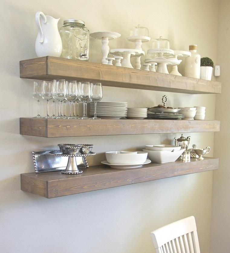 47 Install Some New Small Shelves via Simphome