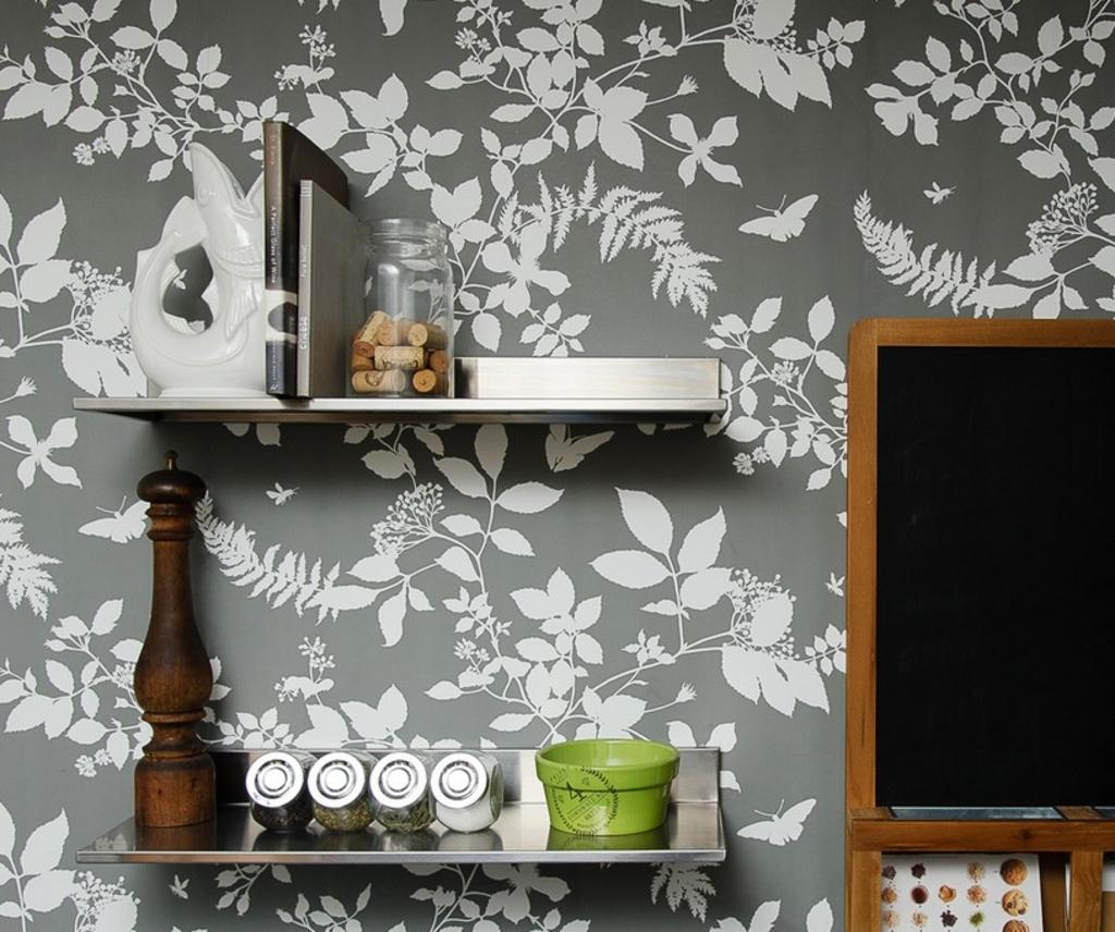 48 Install Some New Small Shelves via Simphome