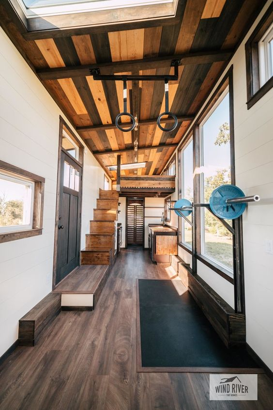 52 Silhouette from Wind River Tiny Homes Simphome 1