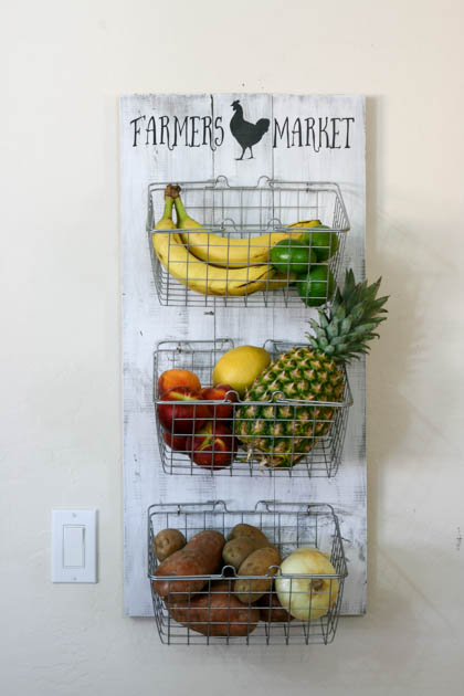 57 Fruit Organizer via simphome com