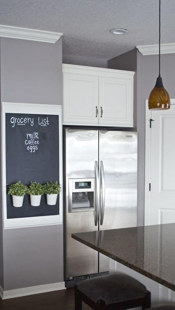 61 Add a Chalkboard decoration via simphome com
