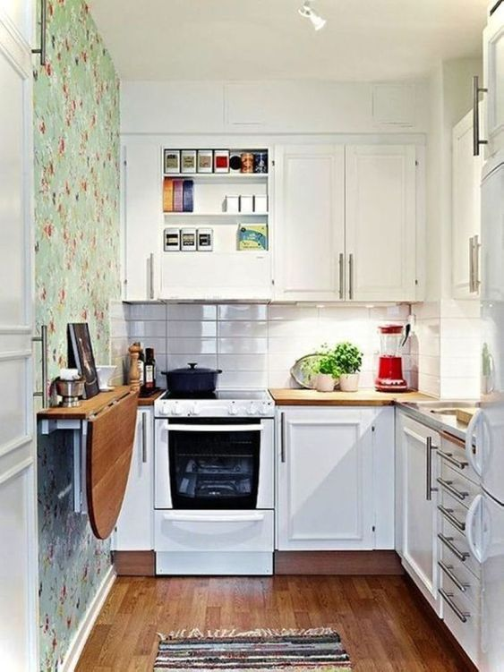 68 Amazing Modern White Kitchen Cabinets via simphome com