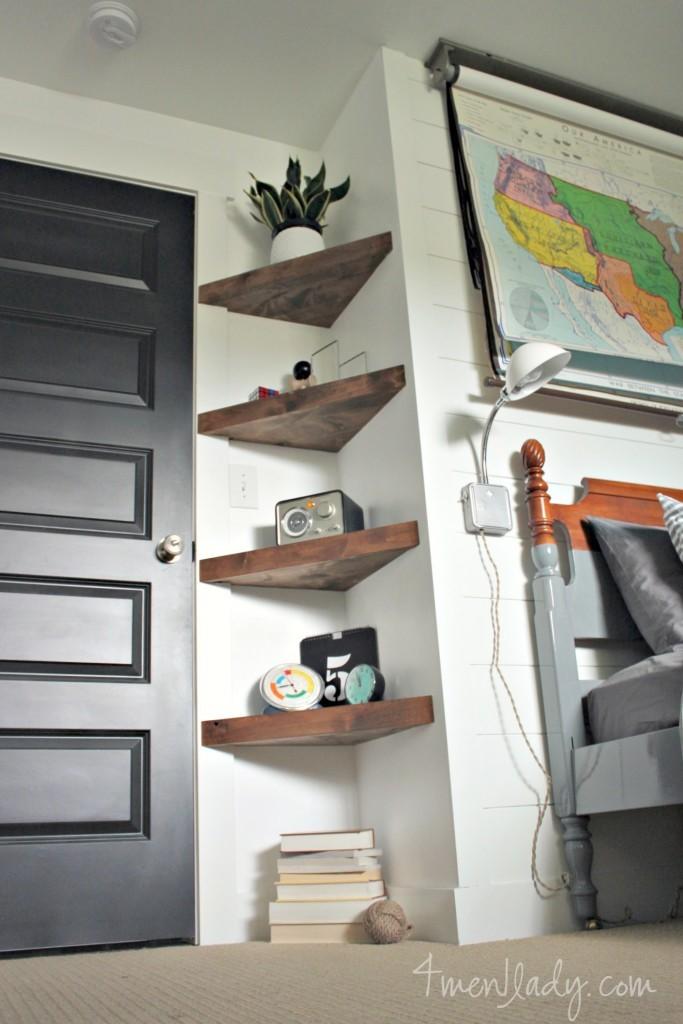 7 Additional Storage Racks at The Corner via Simphome