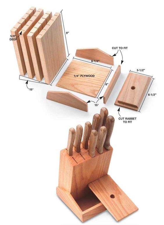 8.Quick and Clever Kitchen Storage Ideas