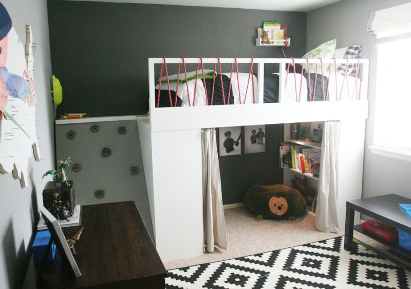 80 Cool Bunk Bed Ideas for Boys Simphome