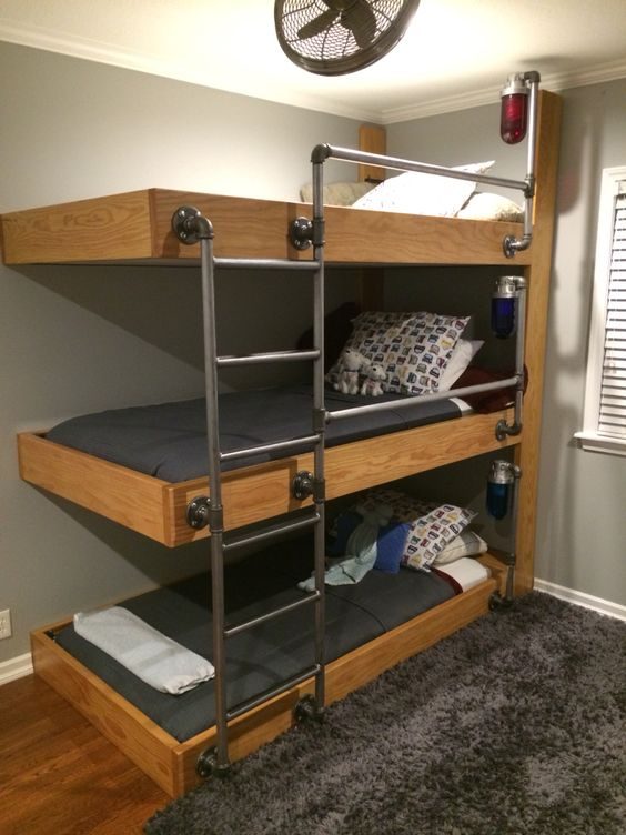87 triple bunk beds Simphome