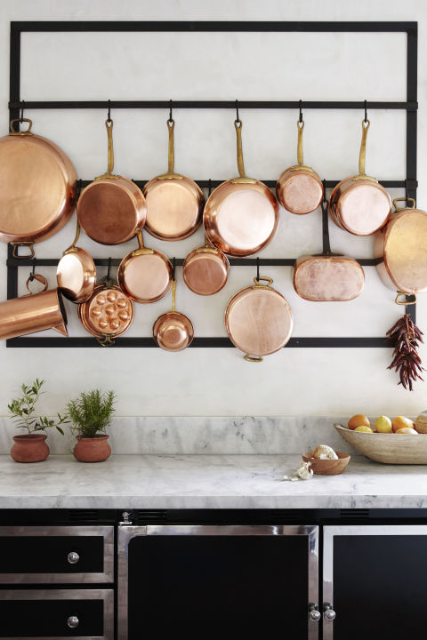 89 Add a Multitasking Pot Rack via Simphome